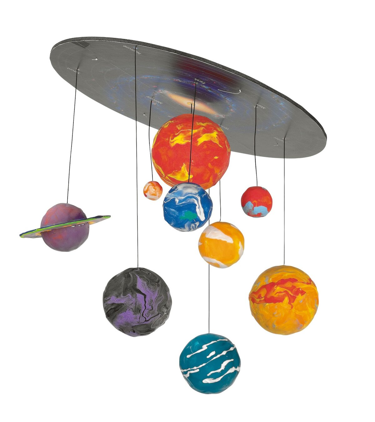 solar system project - 736×829