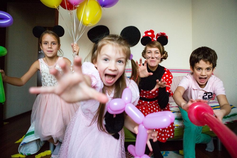 Картинки на детскую вечеринку
