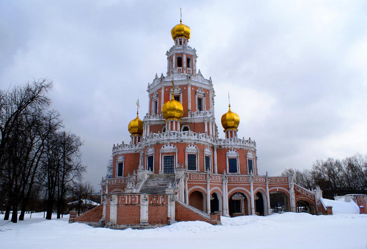 настоящее время московские соборы и фото решил рассказать вам