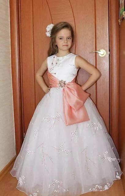 Платье модельки