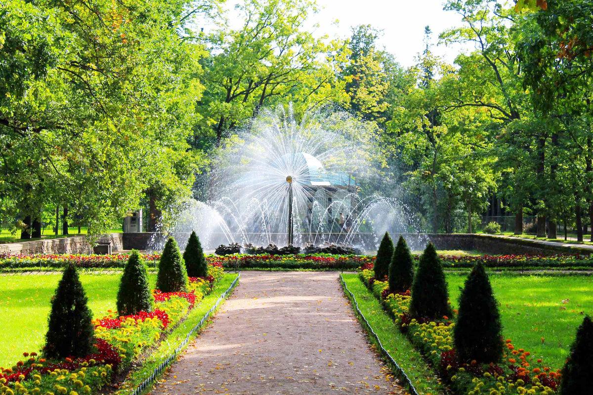 фото высокого разрешения городских парков россия