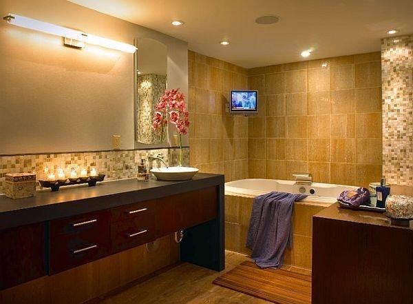 Выбор подходящей схемы освещения для ванной комнаты может показаться несложной задачей.