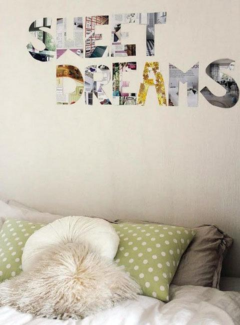Красивые, картинки с надписями для комнаты