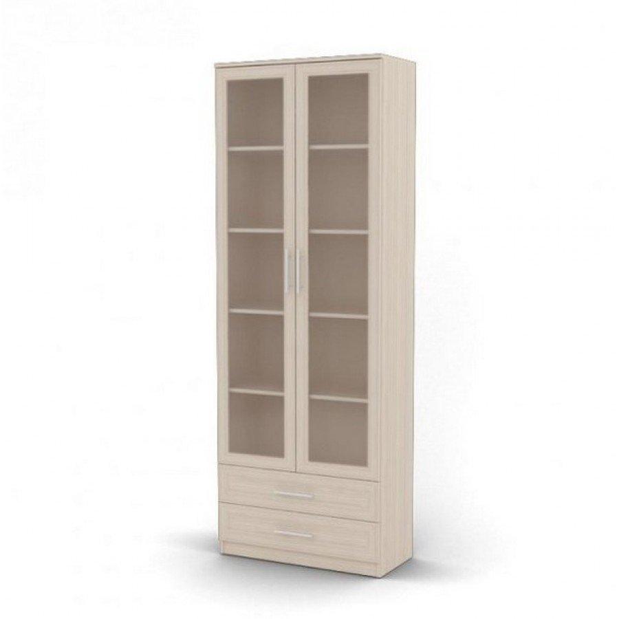 """Книжный шкаф """"лилия"""" размеры: 700*2000*350 мм,,материал: лам."""