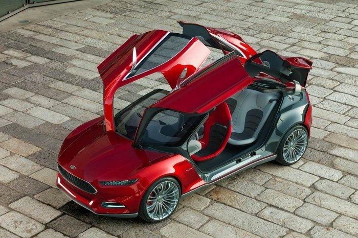 концепт кар форд