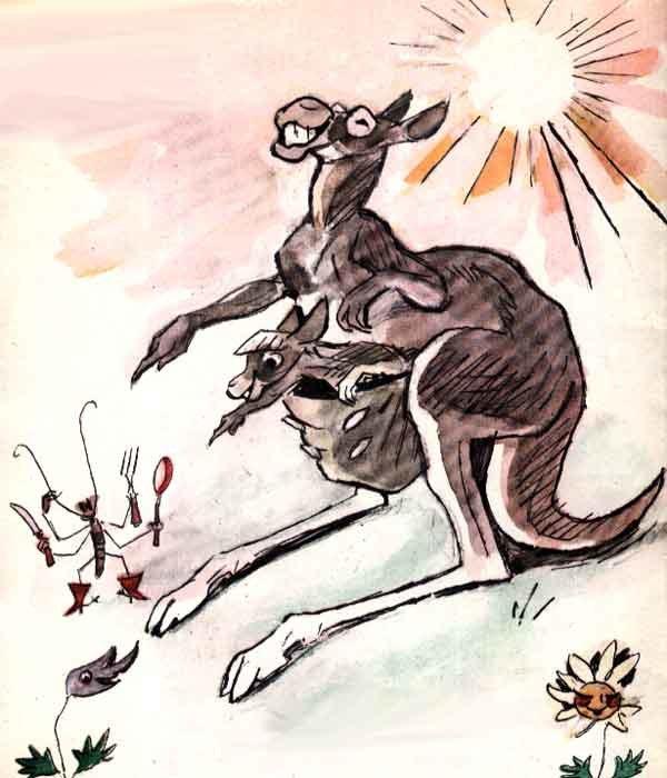 иллюстрации к сказке тараканище картинки