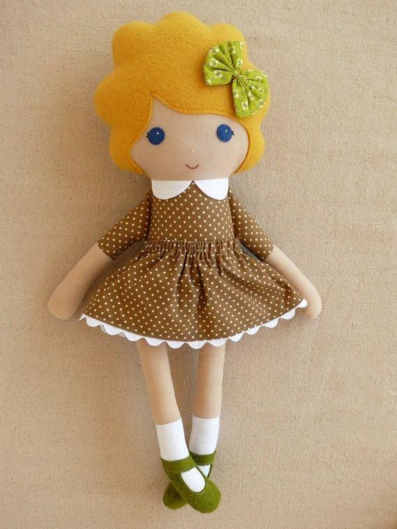 Сшить куклу просто своими руками