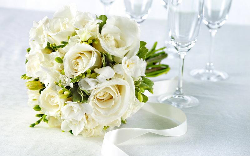 Непорочный цвет свадебного букета