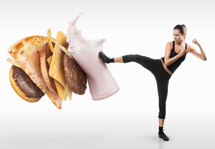 как похудеть кормя грудью