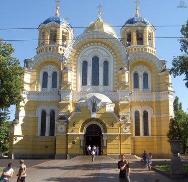 владимирский собор в киеве