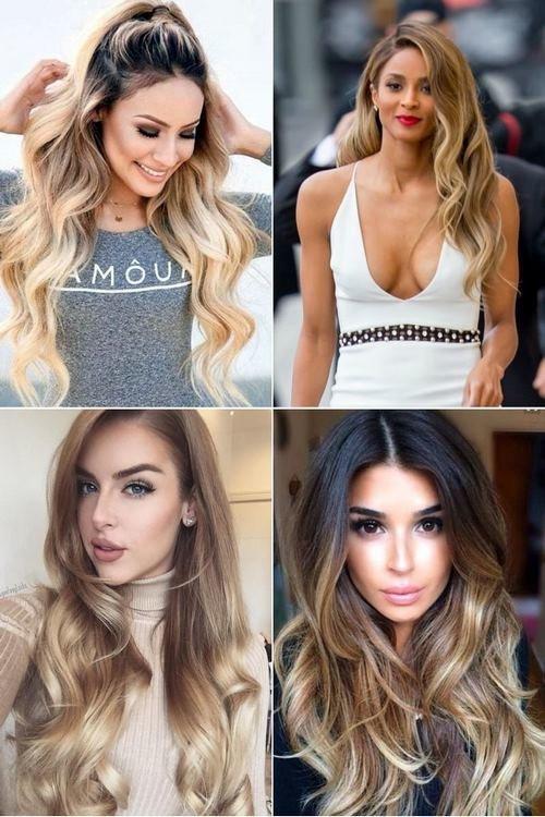 Самые модные прически фото женские на средние волосы