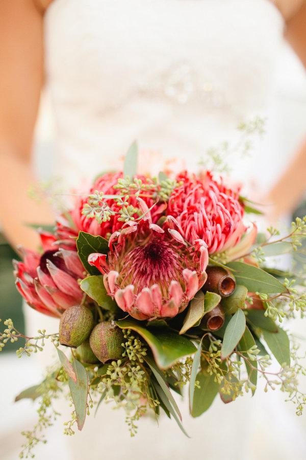 Цветов, экзотический цветок в букете