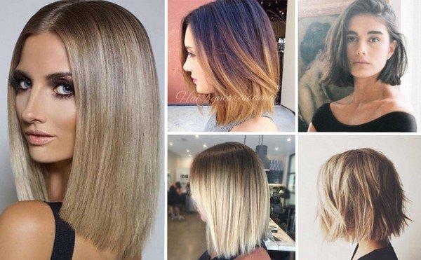 Тренд сезона цвет волос 2017