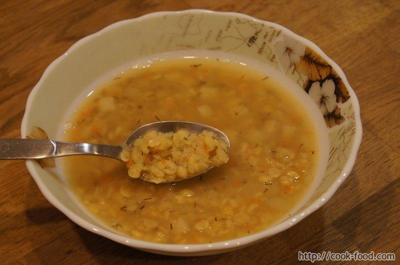 Гороховый суп с мясом в мультиварке рецепты пошагово в