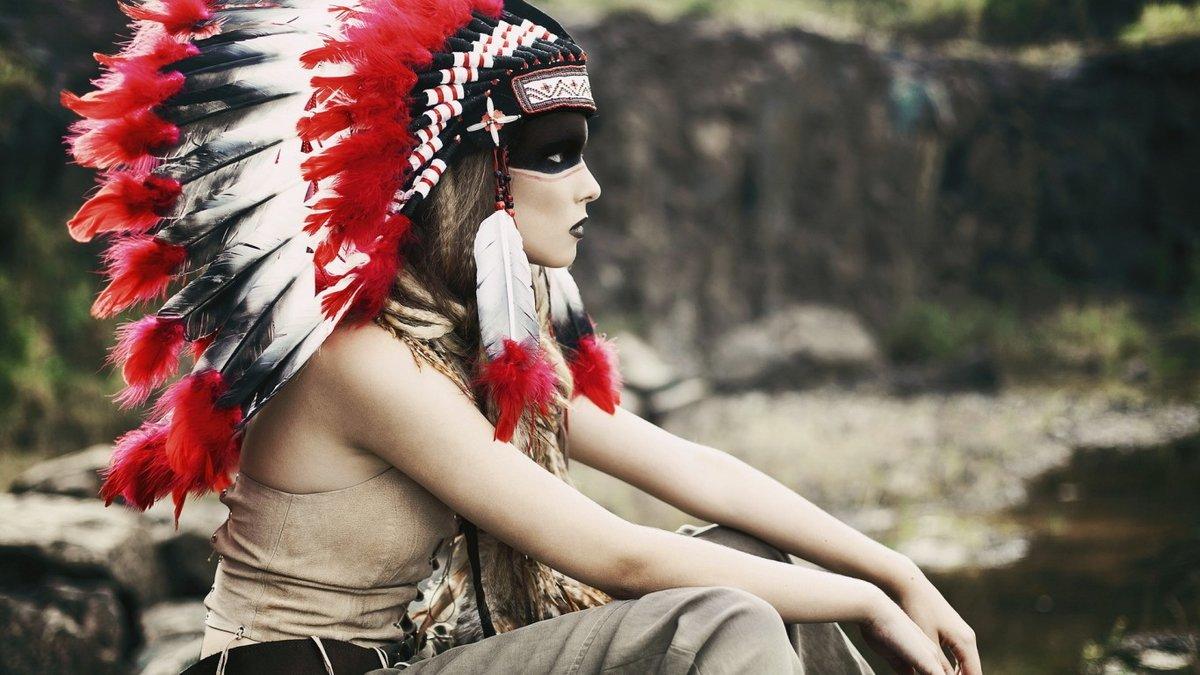 Индейцы картинки на рабочий стол