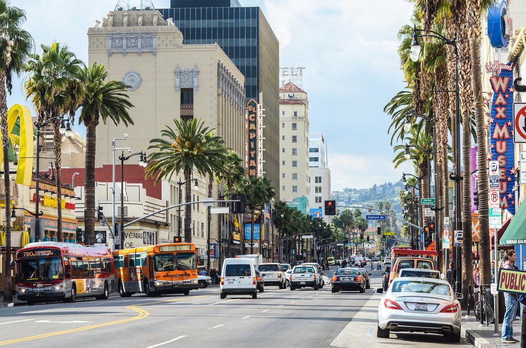 Лос-анджелес что посмотреть