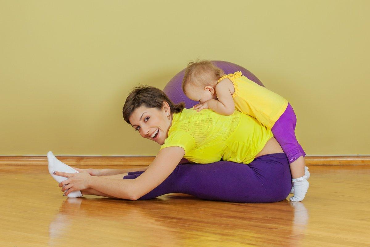 Тренировка у ребенка вестибулярного аппарата