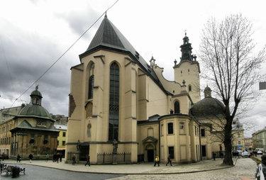 львов латинский кафедральный собор