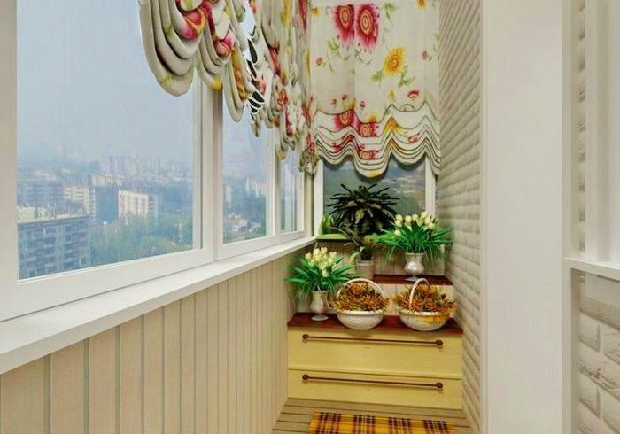 """Декорирование балкона своими руками нормас"""" - карточка польз."""