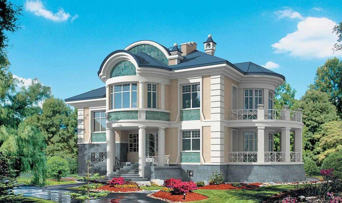 коричневой смотреть картинки домов с эркером имеет прочную