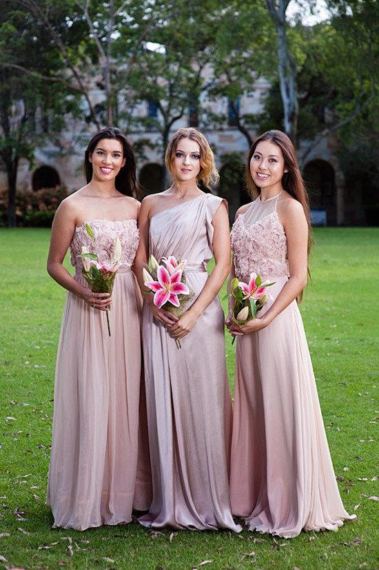 фасон платья для подружки невесты фото предположить, что