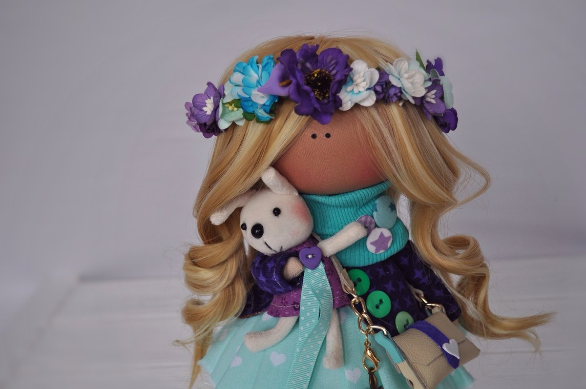 имеете таковой куклы ручной работы из ткани фото ольгинку