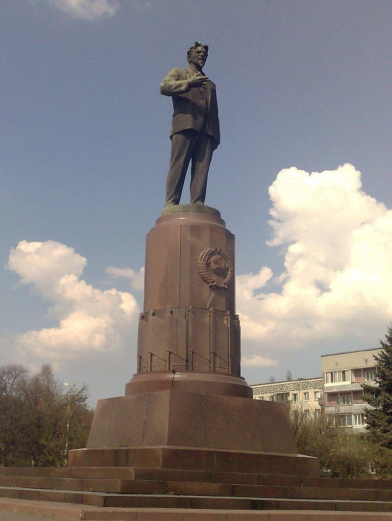 памятник калинину в калининграде фото что дарит