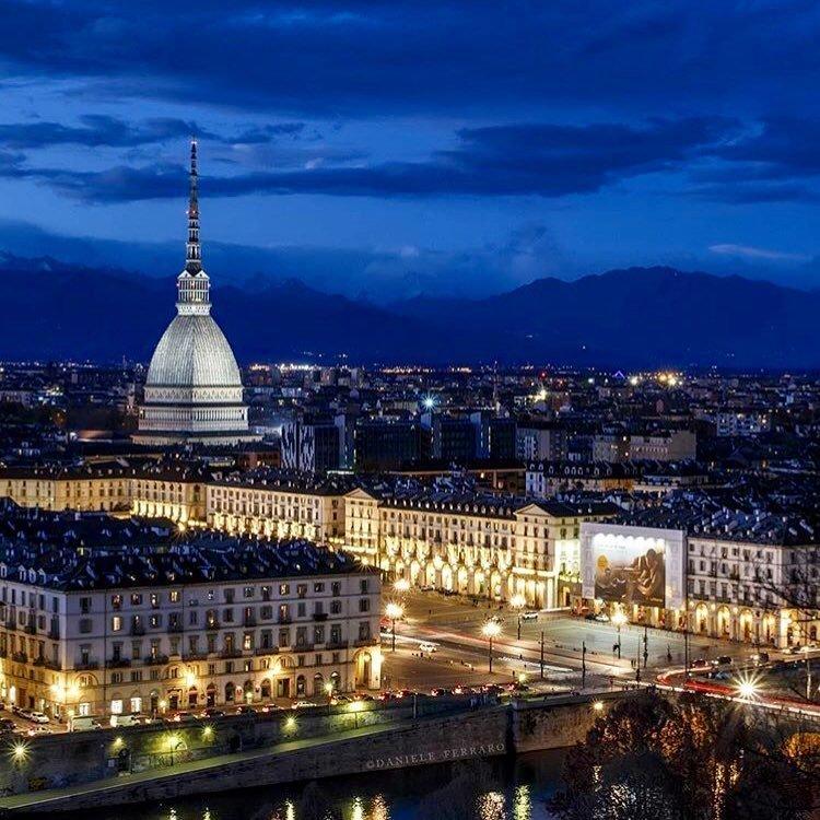 фото турин италия достопримечательности