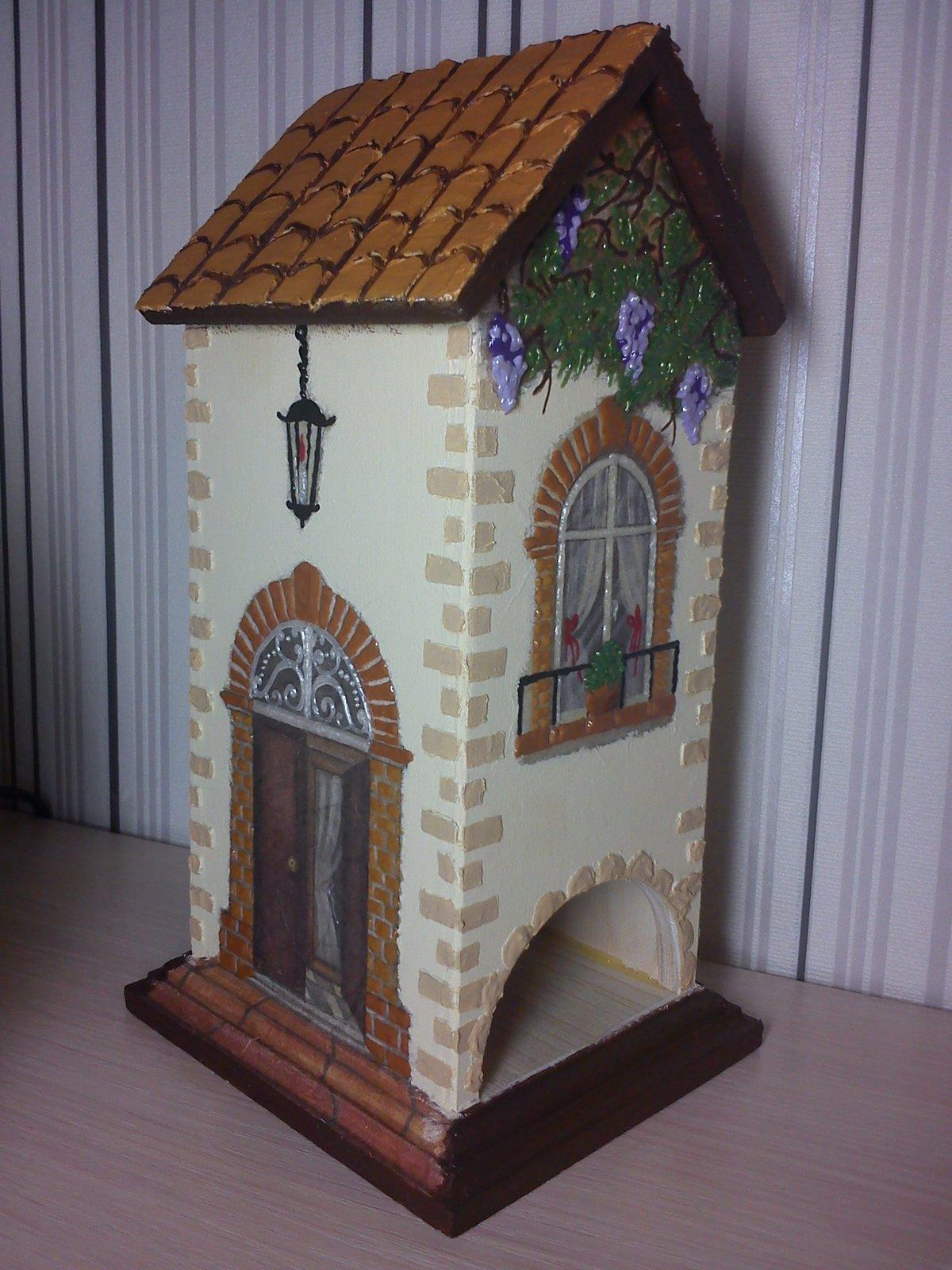 Как сделать чайной домик своими руками фото 381