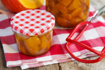 Сок из тыквы на зиму с добавлением яблочного сока