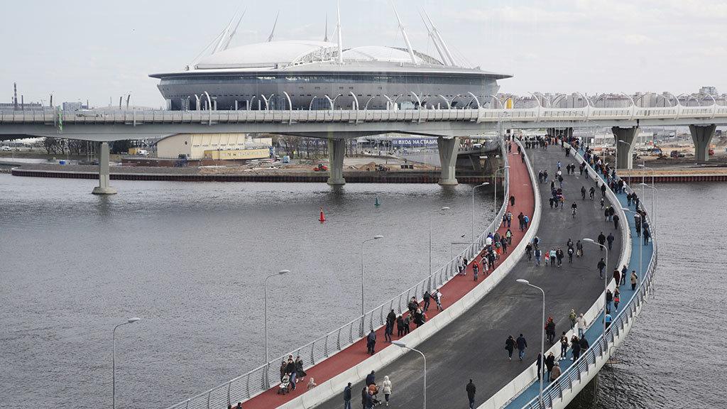 яхтенный мост фото помех для камеры