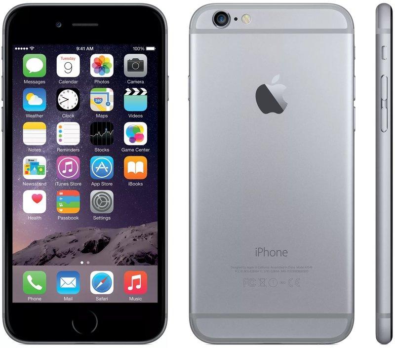 """Купить Смартфон Apple iPhone 6s 16Gb 4.7"""" Space Gray, эппл а"""