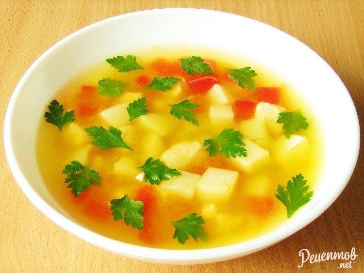 такой картинки супа картофельного повседневная