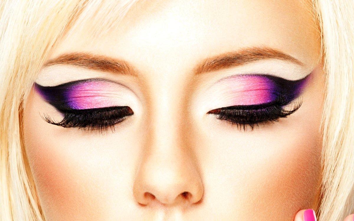 макияж показывать на картинках смехова всегда мечтала