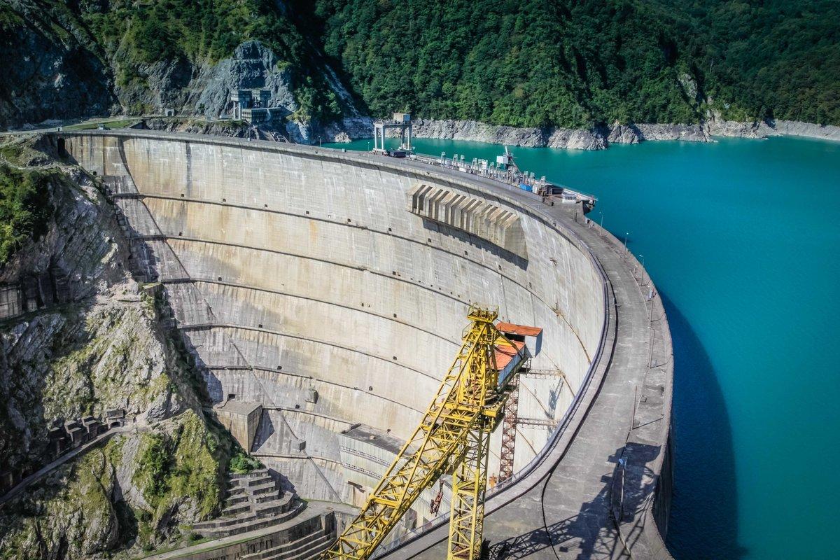 Гидроэлектростанции фото красивые