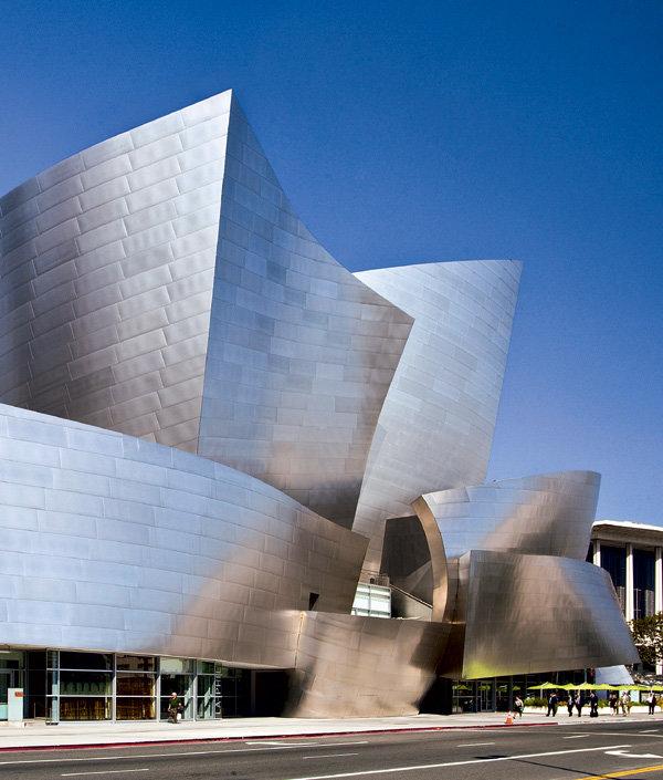 Волт Дисней, Лос-Анджелес, США