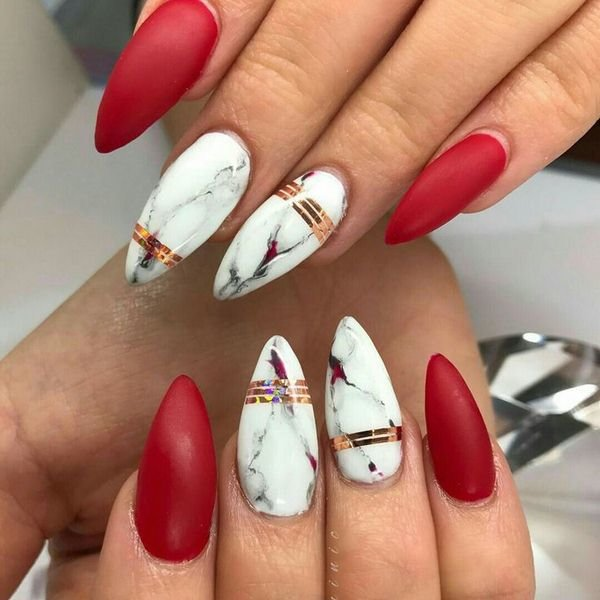 Весенние новинки дизайна ногтей 2018 фото
