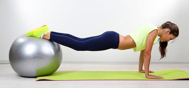 Фитнес в домашних условиях - лучшие упражнения Proka4aem.ru