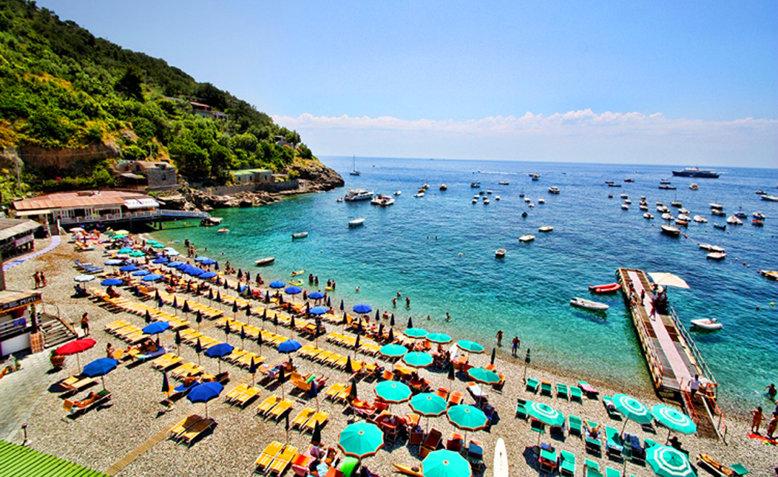 Пляжи неаполя фото