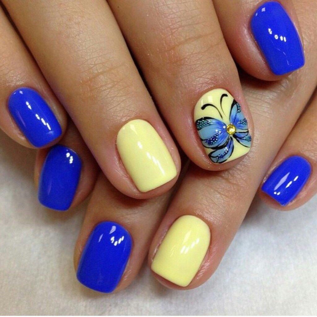 Лунный Маникюр На Короткие Ногти Фото Дизайн