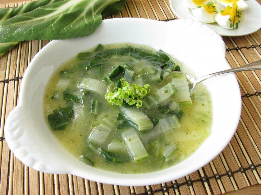 суп из сельдерея диеты