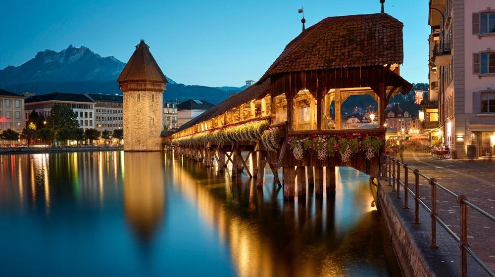 Достопримечательности швейцарии с картинками