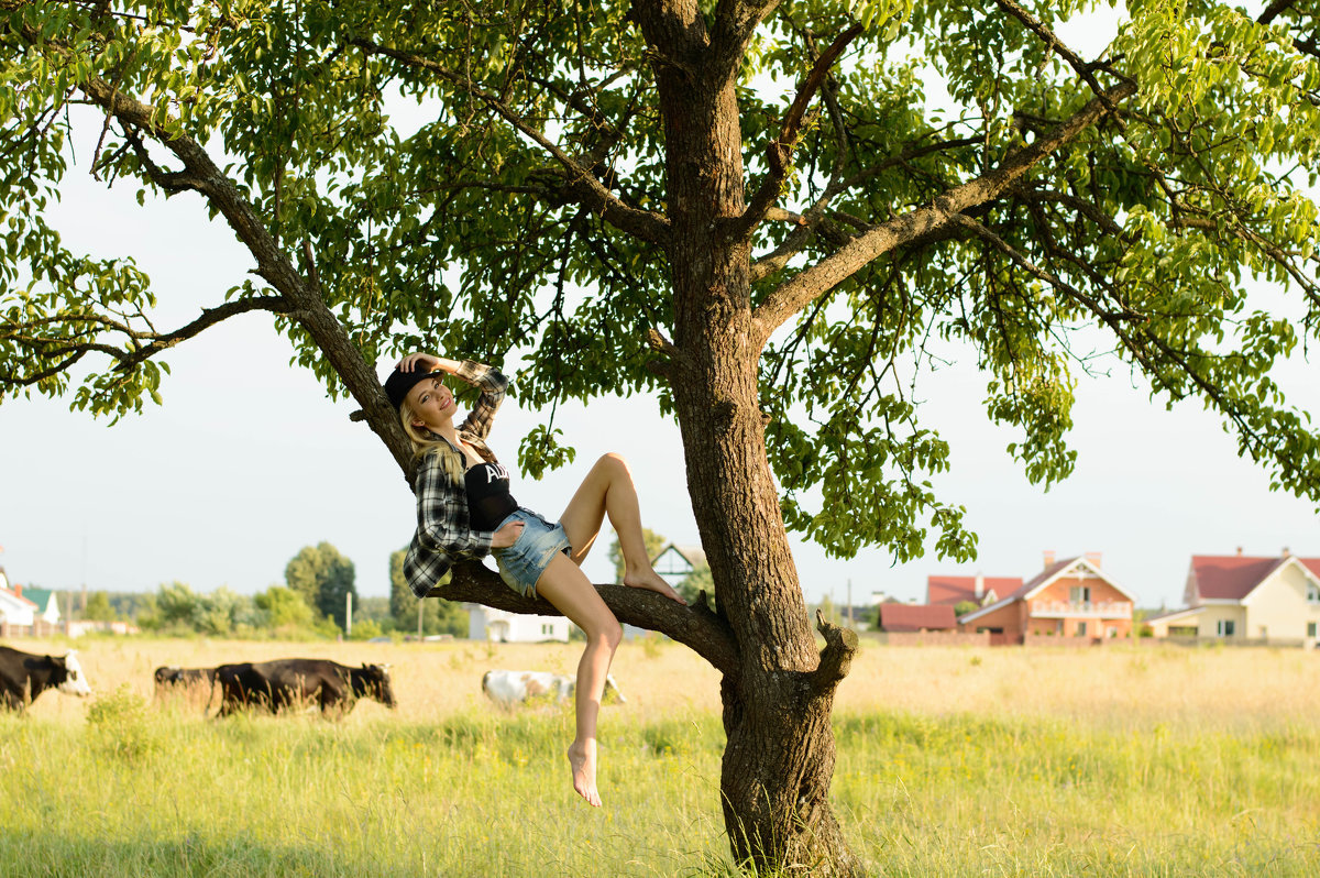 kasholka.ru хорошо в деревне летом