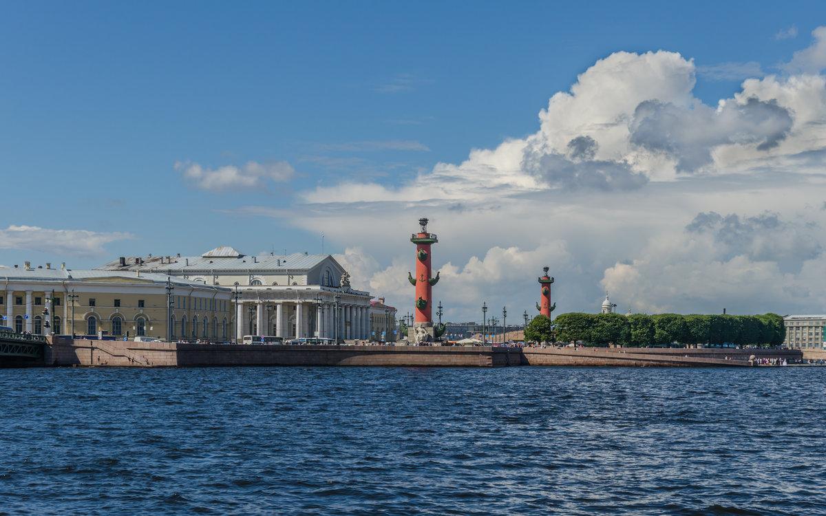 Открытку своими, стрелка васильевского острова картинки