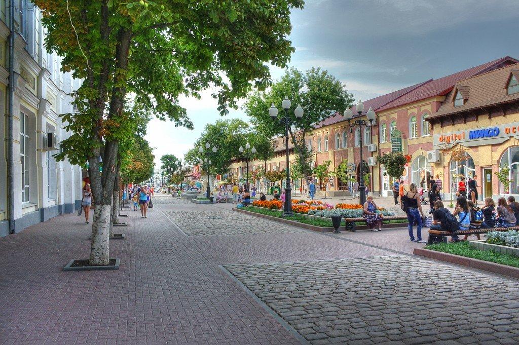 фото города ейска улицы рабочей проекте участвуют