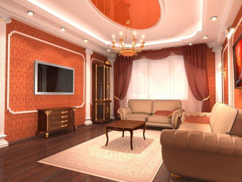 ремонт квартир в картинках зала закрепленные