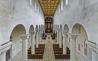 церковь св. якоба в регенсбурге
