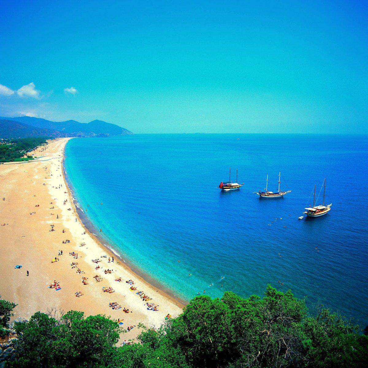 Турция картинка пляж