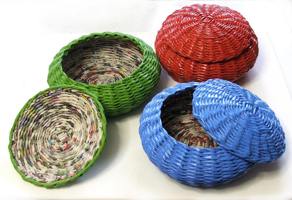 плетение из трубочек новое картинки открывая