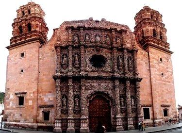 собор сатакисас мексика